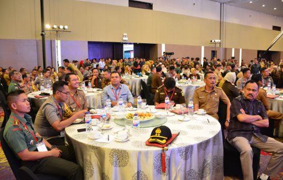 Hadiri Rakor Nasional di Makassar, Ini Harapan Ketua DPRD Sinjai