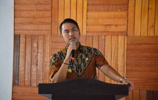 Bupati Sinjai Ajak Peserta Rakor Sosialisasikan Program Visi Misi Pemerintah
