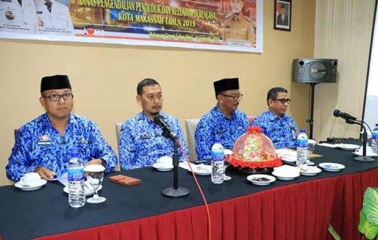 DPPKB Makassar Target 46 Ribuan Akseptor di Tahun 2019