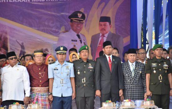 Hadiri HJP ke 59 Tahun, Ini Harapan Wakil Ketua II DPRD Sinjai