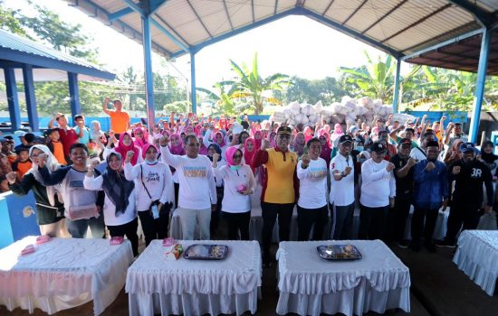 Buka HPSN 2019 di Makassar, Wali Kota Minta Warga Rubah Mindset Soal Sampah