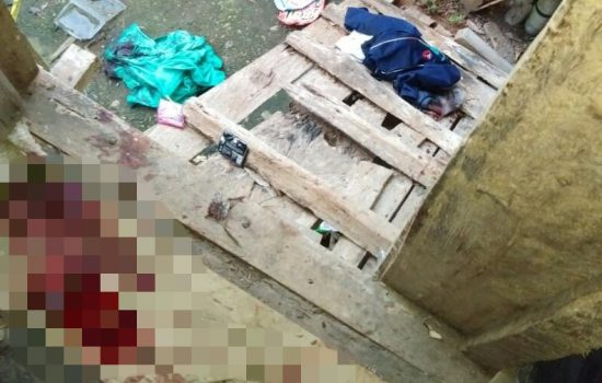 Pembunuhan Sadis, Anak Kandung di Sinjai Gorok Leher Ayahnya