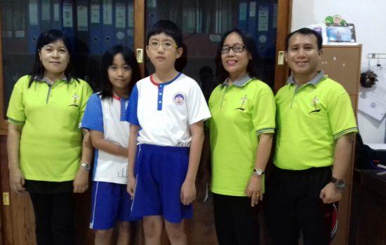 Juara I Matematika, Siswa Kalam Kudus Bone Melenggang ke Nasional