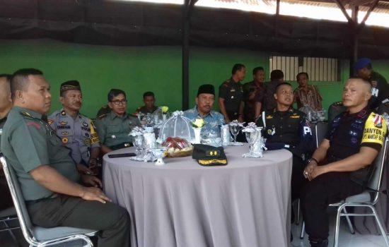 Hadiri Peresmian Masjid Denpom XIV/1, Ini Pesan Wakil Bupati Bone
