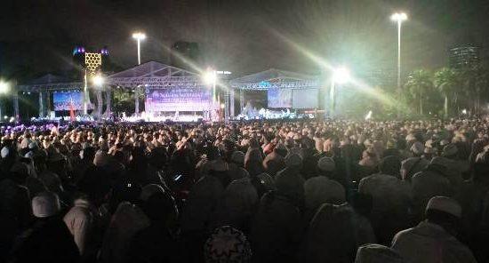 Jelang Pemilu 2019, MUI Gelar Malam Munajat 212 Untuk Doakan Bangsa