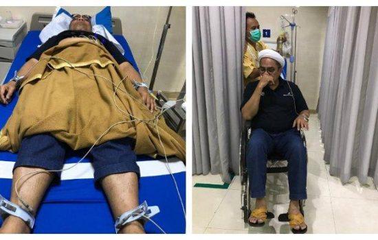Ali Ngabalin Terbaring di Rumah Sakit Viral, Begini Klarifikasinya