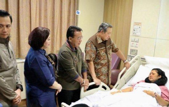 SBY : Ibu Ani Yudhoyono Mengidap Kanker Darah