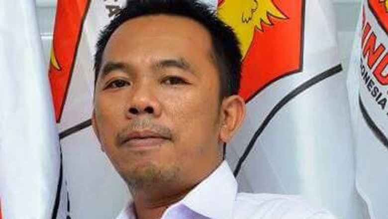 Sekretaris DPC Gerindra Bone, Syam Nur (BONEPOS.COM - IST).