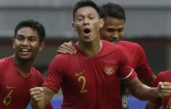 Indonesia Vs Kamboja, Indonesia Tempati Posisi Runner UP Piala AFF 2019