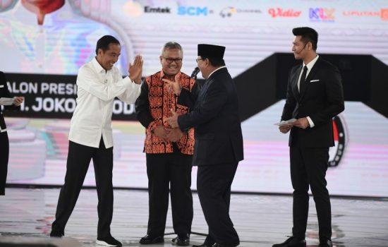 BPN Klaim Hasil Debat Capres Ke-4 Dikuasai Prabowo