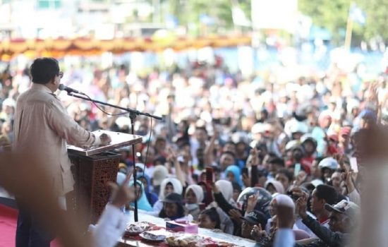 Prabowo Izin Ngopi Saat Jeda Adzan, Jadi Viral di Medsos