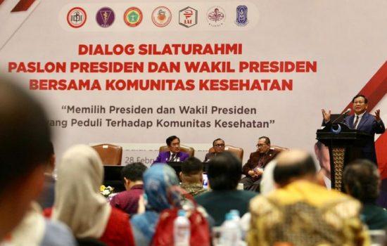 TKN Pradana Indraputra: Ucapan Prabowo Menyakiti Hati Para Atlet