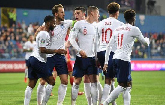 Timnas Inggris Tampil Produktif, Tembus 10 Gol Dalam Dua Laga
