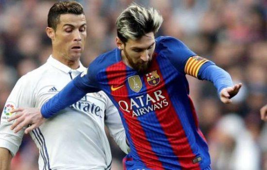 Messi Akui Kehebatan Ronaldo Sebanding Dengannya