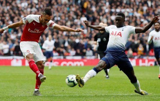 Tottenham Hotspur Vs Arsenal Berakhir Tanpa Pemenang