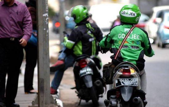 Keren, Driver Ojol Makassar Ini Berhasil Bangun Rumah Mewah