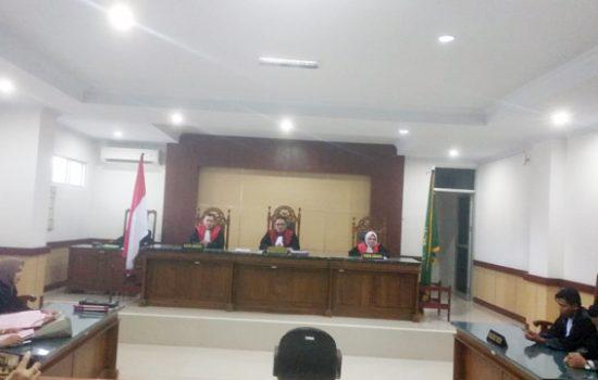 Diduga Labrak Aturan Sidang, Ketua PN Watampone Tegur Hakim