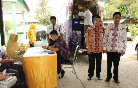 Bupati Apresiasi Kehadiran Mobile Branch Bank Muamalat di Soppeng