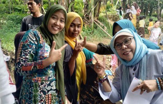 Jasmin K Setiawan Yakin Prabowo-Sandi Menang Telak di Bogor