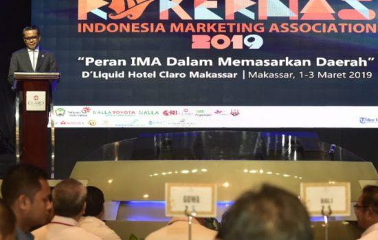 Nurdin Abdullah: Kepala Daerah Harus Kuasai Ilmu Marketing
