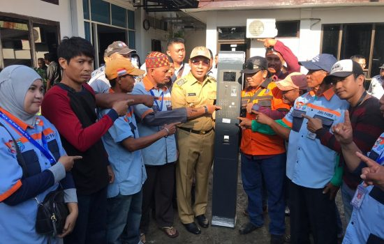Wali Kota Makassar Tegaskan TPE PD Parkir Tidak Menghilangkan Jukir
