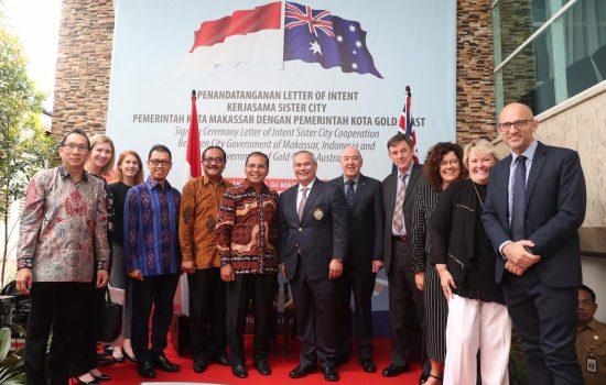 Jalin Sister City dengan Gold Coast Australia, Danny: Ini Satu Kebanggaan