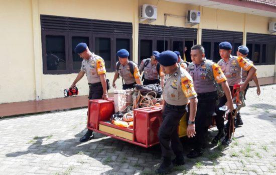Pencarian Orang Hilang di Danau Tempe, Yon C pelopor Terjunkan Tim SAR Ke Lokasi