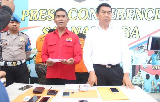 Lagi, Sat Narkoba Polres Gowa Ungkap Pelaku  Penyalahgunaan Narkotika Jenis Shabu