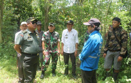 Kunjungan Tim Cetak Sawah Mabes TNI, Ini Harapan Petani