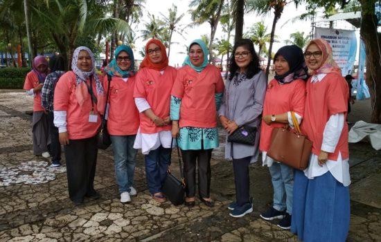 Peduli Kesehatan Gigi Anak, IDGAI Gelar Penyuluhan di Pantai Akkarena Makassar
