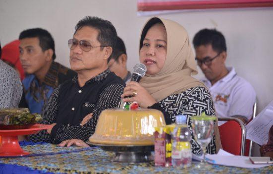 Hadiri Musrenbang di Sinjai Timur, Hj Andi Kartini : Saya Harap Ada Data Terkait Kemiskinan