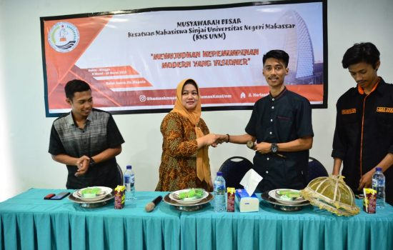 Wabup Hj.Kartini Ottong Ajak Pengurus KMS UNM Untuk Membangun Sinjai