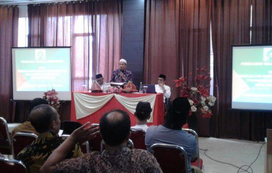 Majelis Dikdasmen Muhammadiyah Gelar Pengajian dan Silaturahim