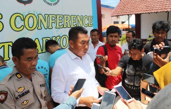Berdalih Pakai Shabu Untuk Jaga Stamina, Pemuda Ini Diringkus Satnarkoba Polres Gowa