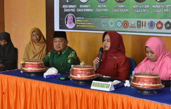 Perempuan Millenial Warnai Panggung Politik di Sinjai