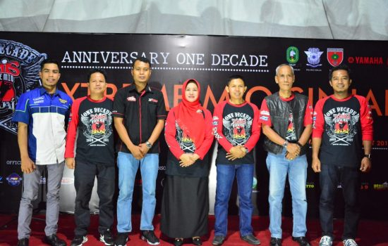 Pengidap HIV/AIDS di Sinjai Meningkat, Wakil Bupati Ingin Bikers Turut Berperan Aktif