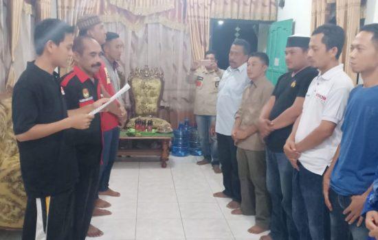 Jelang Pelantikan, 5 Calon KPPS di Libureng, Bone Mengundurkan diri