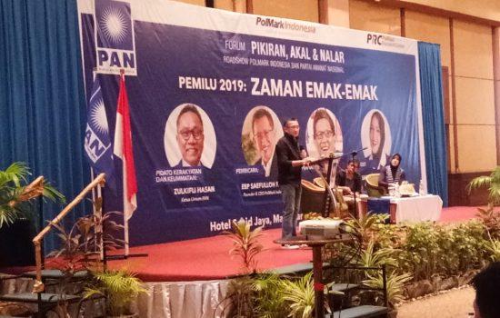 Polmark: Swing Voter Emak-emak Penentu Pemenang Pilpres 2019