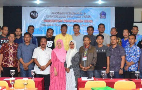 Pelaku Humas OPD Bone Ikuti Pelatihan Kehumasan di Lynt Hotel Makassar