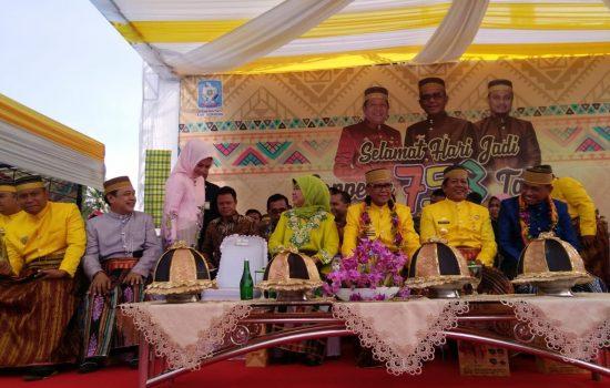 Prof.DR.Nurdin Abdullah : Anggaran Kabupaten / Kota Tahun 2019 Naik Menjadi 300 Miliar