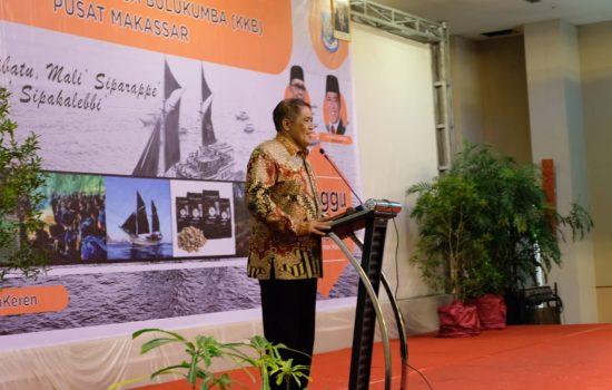 Hadiri Mubes KKB Pusat Bupati : Warga di Perantauan Jangan Lupa Kampung