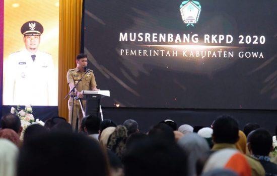 2019, Pemkab Gowa Fokus Bangun Infrastruktur
