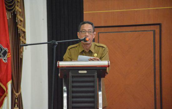Bappeda Sinjai Gelar Forum Perangkat Daerah