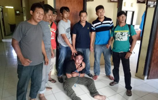 Asyik Tiduran di Kos, Tahanan Kabur di Bone Diringkus Polisi