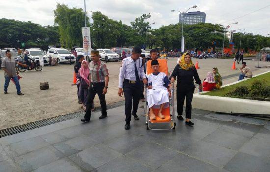 Perekaman Biometrik JCH Kabupaten Soppeng