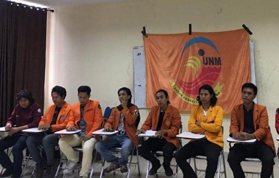 Video Dugaan Rektor UNM Dukung Caleg DPR RI Viral, LK Se-UNM Gelar Konfrensi Pers