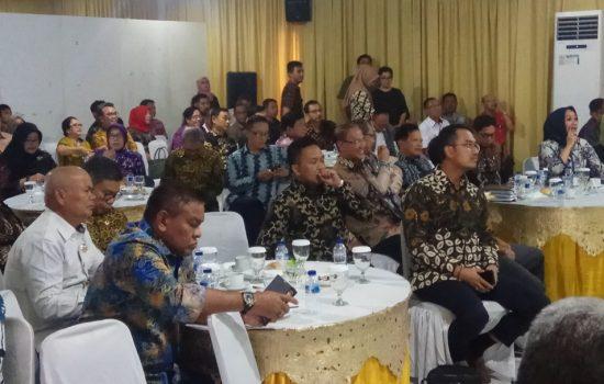 Optimalkan Tugas Sebagai Pemerintah, Bupati Sinjai Hadiri Workshop di Jakarta