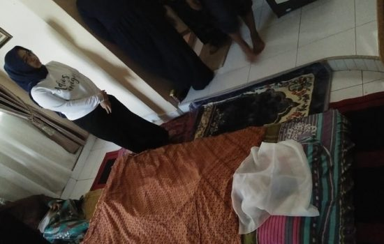 Innalillahi Wa Innailaihi Raji'un, Ibu Mertua Wakil Bupati Bone Wafat
