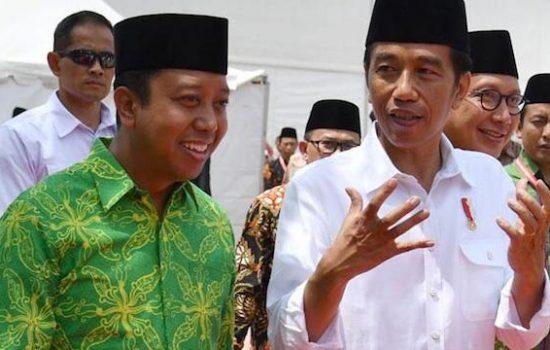 NCID Sebut Kasus Romahurmuziy Turut Perburuk Citra Jokowi