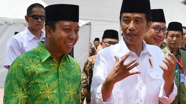 Kasus Romahurmuziy: NCID Sebut Kasus Romahurmuziy Turut Perburuk Citra Jokowi